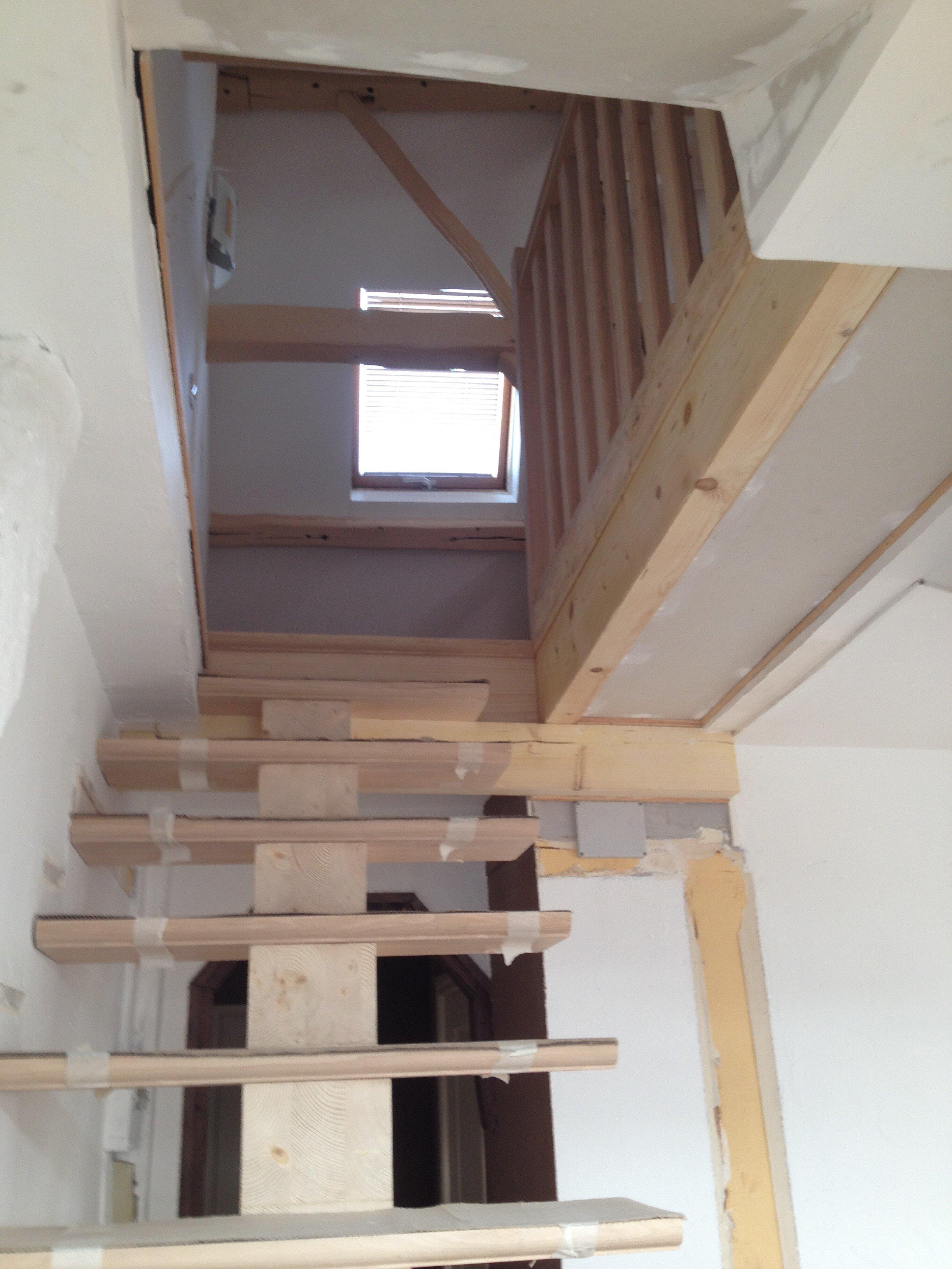 Escalier Droit Sans Rampe dedans escalier - sarl beauné lamouret